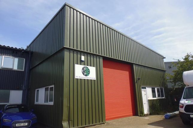 Thumbnail Light industrial to let in Unit 27, Court Industrial Estate, Vinces Road, Diss, Norfolk