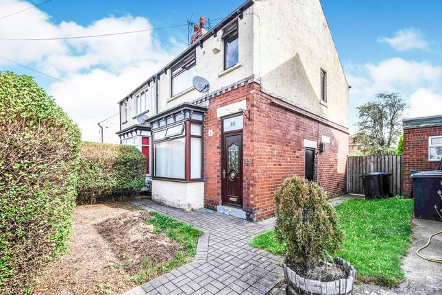 Semi-detached house for sale in Halesworth Road, Sheffield