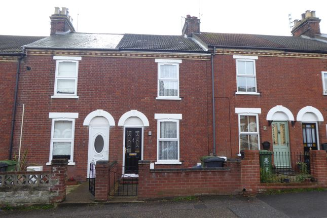 Thumbnail Terraced house to rent in Albemarle Road, Gorleston, Great Yarmouth
