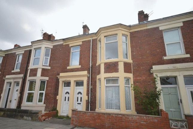 Thumbnail Flat for sale in Second Avenue, Heaton, Newcastle Upon Tyne