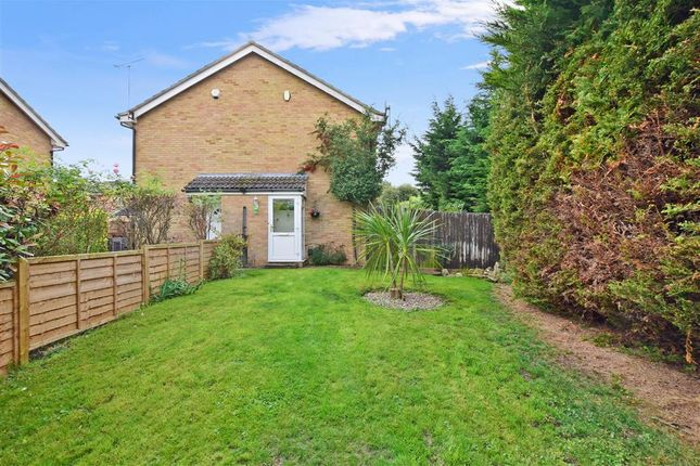 Thumbnail Semi-detached house for sale in Finglesham Court, Maidstone, Kent
