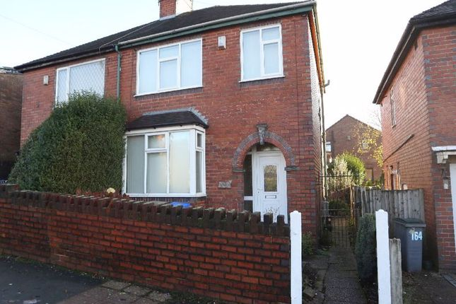 Semi-detached house for sale in Anchor Road, Longton, Stoke-On-Trent, Staffordshire