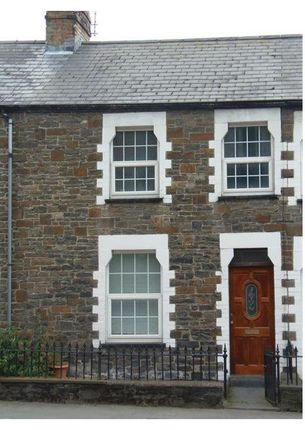 Thumbnail Terraced house to rent in Penglais Road, Aberystwyth