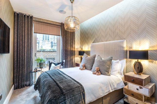 Thumbnail Flat for sale in Plot 64 - Park Quadrant Residences, Glasgow