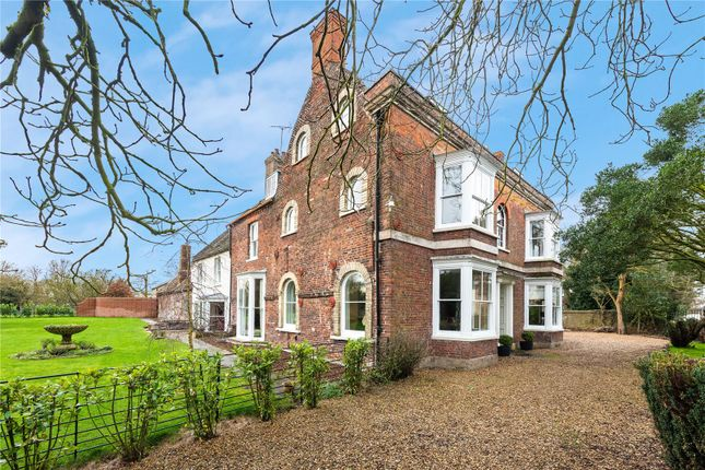 Thumbnail Link-detached house for sale in Ramsey Road, Warboys, Huntingdon, Cambridgeshire