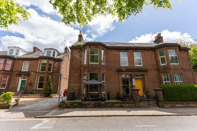 Thumbnail Semi-detached house for sale in Edinburgh Road, Heathhall, Dumfries