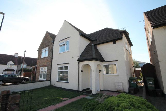 Thumbnail Semi-detached house to rent in Beech Walk, Crayford, Dartford