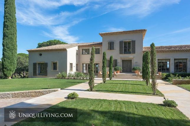 Thumbnail Villa for sale in Ramatuelle, St Tropez, French Riviera