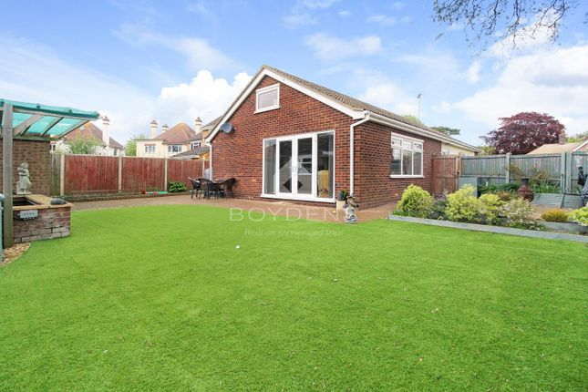 Thumbnail Bungalow for sale in St. Albans Road, Clacton-On-Sea