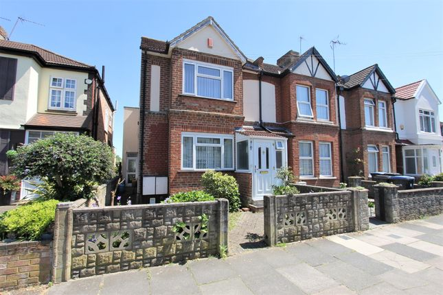 Thumbnail End terrace house for sale in Mayfield Road, London
