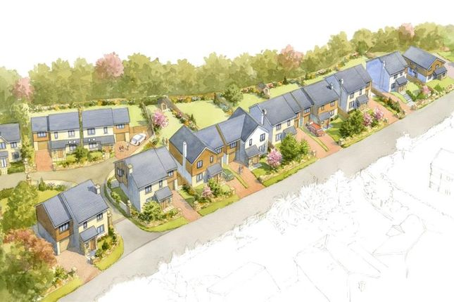 Thumbnail Land for sale in The Orchard, Aller Road, Kingskerswell, Newton Abbot