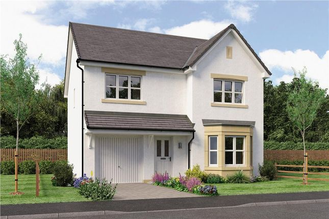 """Thumbnail Detached house for sale in """"Crompton Det"""" at Kingsfield Drive, Newtongrange, Dalkeith"""