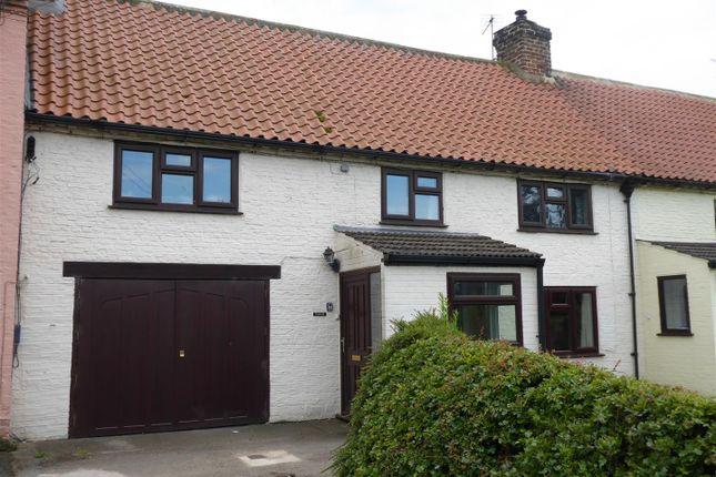 Thumbnail Terraced house for sale in Main Street, Thornton Le Moor, Northallerton