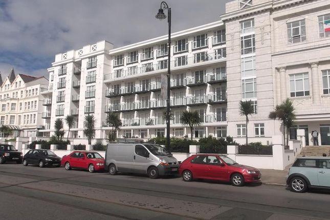 Thumbnail Flat to rent in Spectrum Apartments, Central Promenade, Douglas