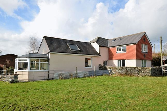 Thumbnail Cottage for sale in Mill Hill Lane, Tavistock