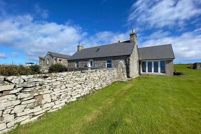 Thumbnail Detached house for sale in Goltaquoy, Rapness, Westray, Orkney