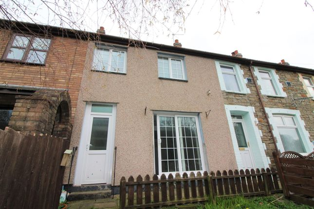 Thumbnail Terraced house for sale in Lower Viaduct Terrace, Crumlin, Newport