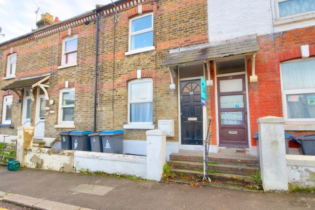 2 bed terraced house for sale in Tower Hamlets Road, Dover CT17