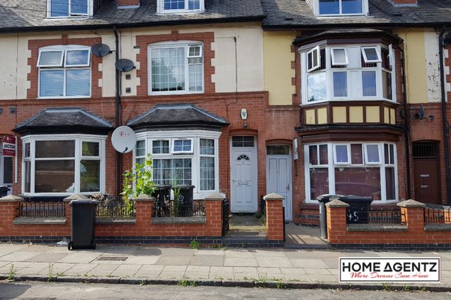 Thumbnail Flat to rent in Kirby Road, Leicester
