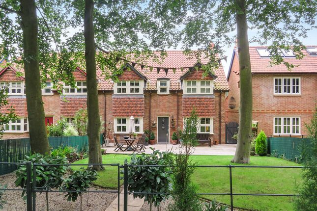 Thumbnail Semi-detached house for sale in The Stables, Wynyard, Billingham