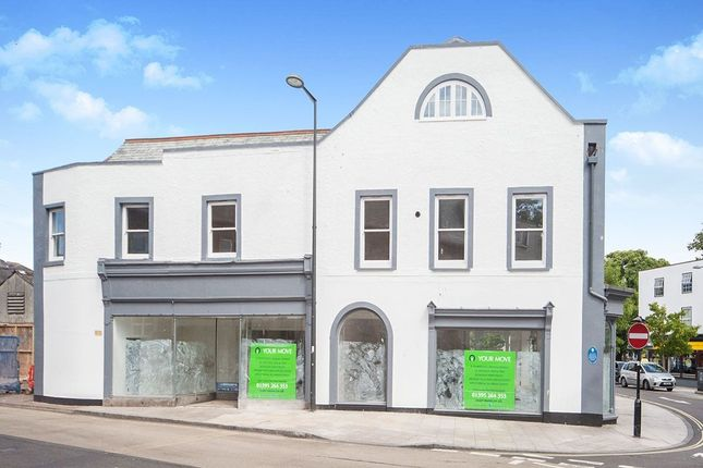 Thumbnail Flat for sale in The Strand, Exmouth