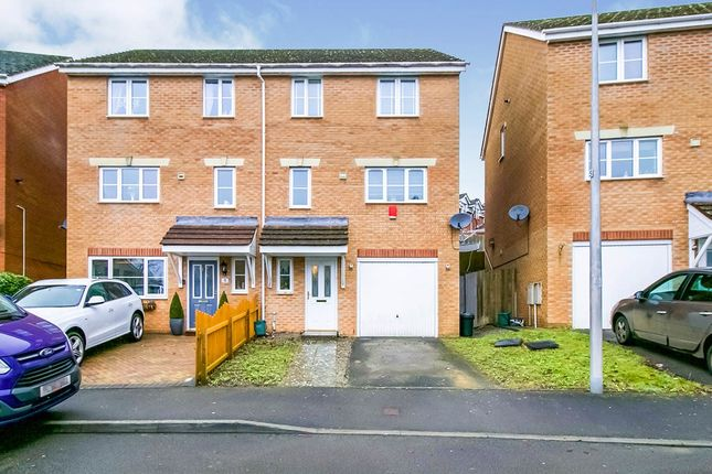 3 bed town house for sale in Trem Mapgoll, Barry CF63