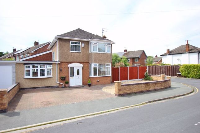 Thumbnail Link-detached house for sale in Sherry Lane, Arrowe Park, Wirral