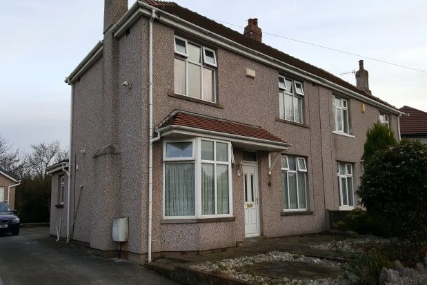 Thumbnail Semi-detached house to rent in Hyde Road, Morecambe