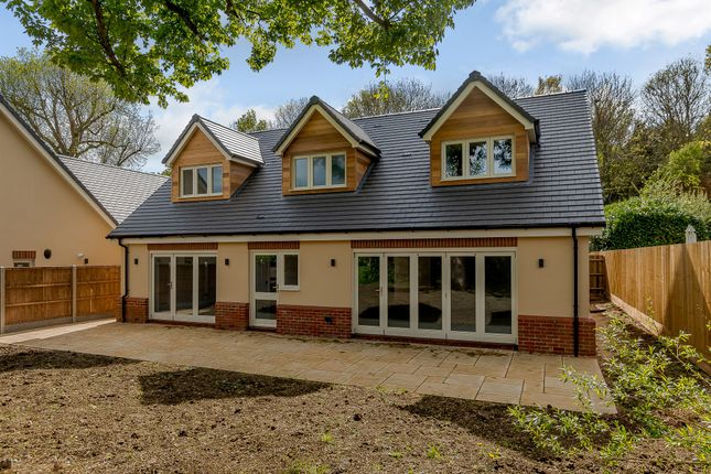 Thumbnail Detached house for sale in Phoebe Lane, Wavendon, Milton Keynes