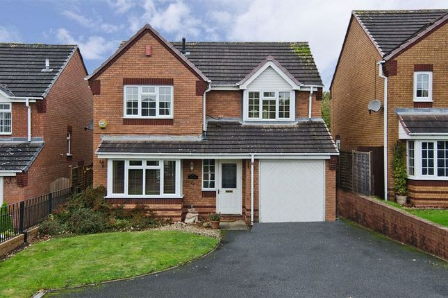 Thumbnail Detached house to rent in Wimblebury Road, Littleworth, Cannock