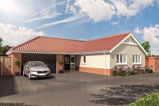 3 bed detached bungalow for sale in Alder Avenue, Martham, Great Yarmouth NR29