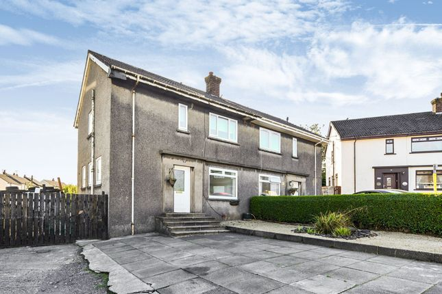 Thumbnail Semi-detached house for sale in Kerrmuir Avenue, Hurlford, Kilmarnock