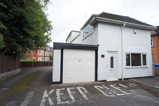 Thumbnail Detached house to rent in Chevin Road, Derby