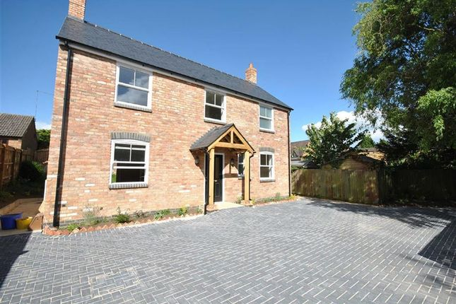 Thumbnail Detached house for sale in Holmleigh Close, Duston, Northampton