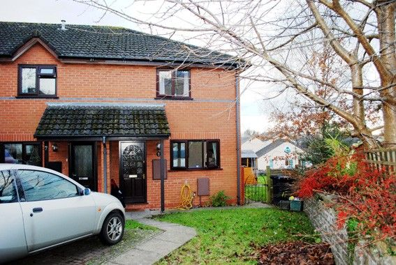 Thumbnail Semi-detached house to rent in Naas Lane, Lydney