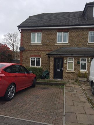 Thumbnail Terraced house to rent in King Rd Biggin Hill, Biggin Hill