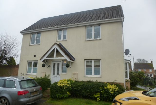 Thumbnail Semi-detached house to rent in Mason Gardens, West Winch