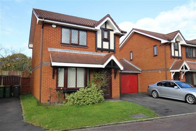 Thumbnail Detached house for sale in Dovedale Close, Ingol, Preston