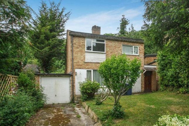 Thumbnail Detached house for sale in Green Hill Close, High Wycombe