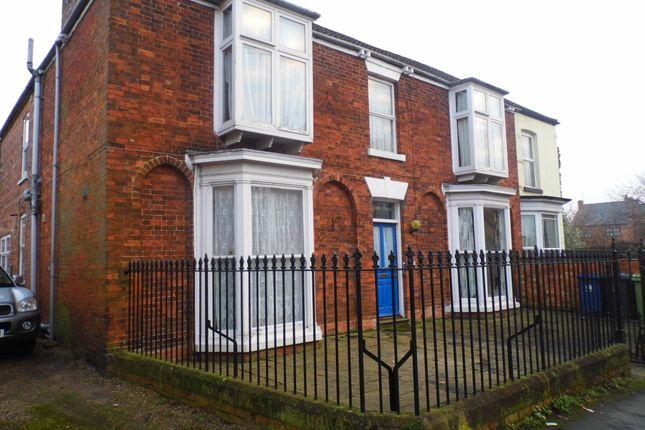 Thumbnail Detached house for sale in John Street, Market Rasen