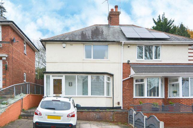 Semi-detached house in  Woodhouse Road  Quinton  Birmingham  Birmingham