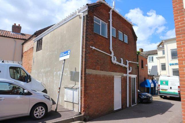 Commercial property for sale in 1 Bank Loke, North Walsham, Norfolk