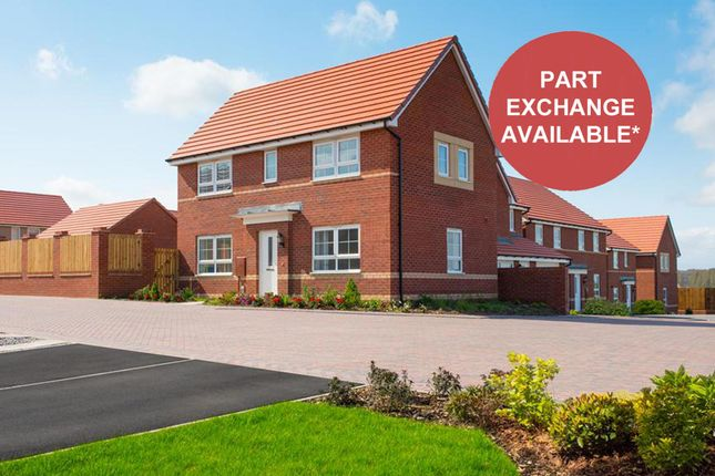 """Thumbnail Detached house for sale in """"Ennerdale"""" at The Long Shoot, Nuneaton"""