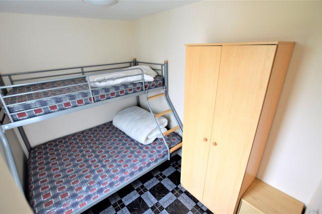 Bedroom Three of Carmarthen Bay Holiday Park, Kidwelly SA17