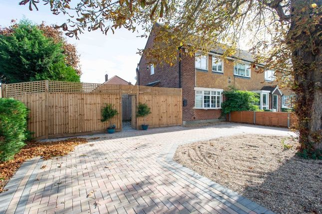 Thumbnail Semi-detached house for sale in Woodchurch Close, Sidcup