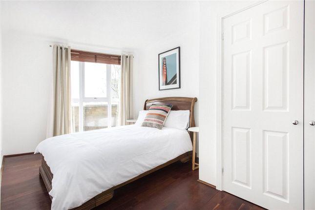 Master Bedroom of Octavia House, Medway Street, Westminster, London SW1P