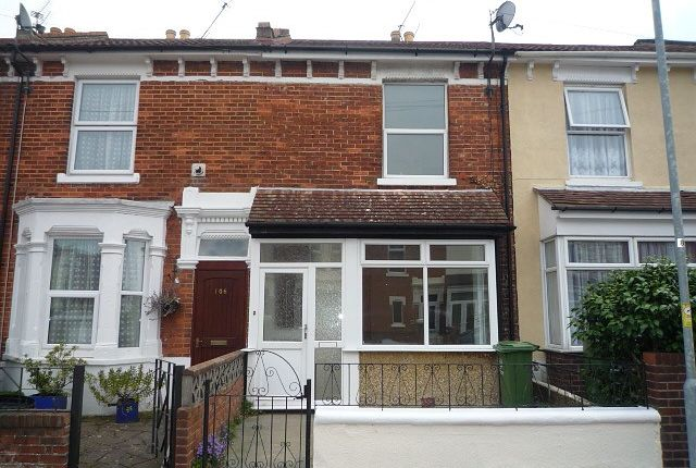 2 bed terraced house to rent in Nelson Avenue, Portsmouth PO2