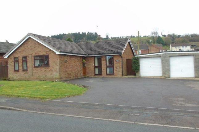 Thumbnail Detached bungalow for sale in Park View, Ruardean