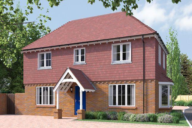 Thumbnail Detached house for sale in Furze Lane, Godalming