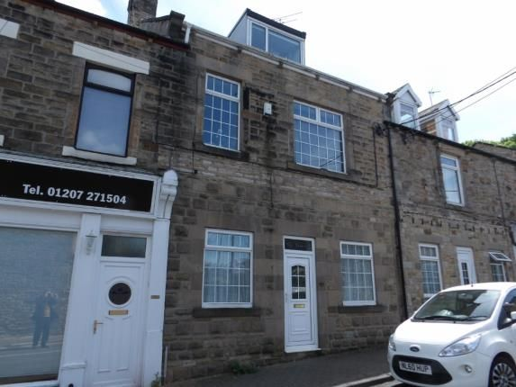 Thumbnail Terraced house for sale in Busty Bank, Burnopfield, Newcastle Upon Tyne
